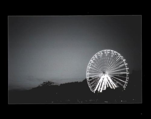 Tuileries nuit 12