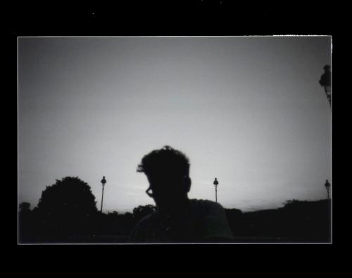 Tuileries nuit 7