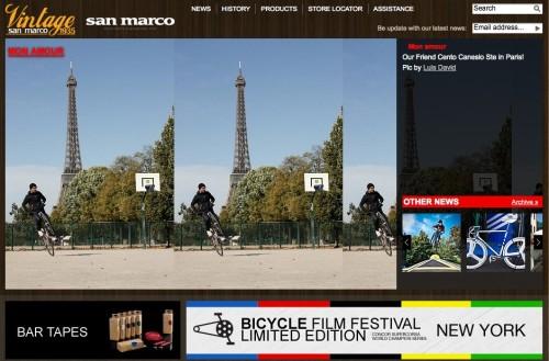 San Marco Website
